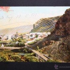 Postales: ANTIGUA POSTAL DE S. JUAN DE LA RAMBLA. TENERIFE. VISTA GENERAL. CIRCULADA. Lote 46050422