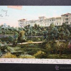 Postales: ANTIGUA POSTAL DE TENERIFE. GRAN HOTEL TAORO-OROTAVA. CIRCULADA. Lote 46050794