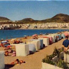 Postales: LAS PALMAS (GRAN CANARIA).- PLAYA DE LAS CANTERAS. Lote 46182010