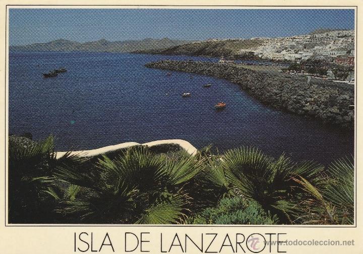 Nº 16710 POSTAL LANZAROTE PUERTO DEL CARMEN (Postales - España - Canarias Moderna (desde 1940))