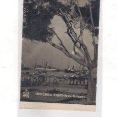 Postales: POSTAL DE SANTA CRUZ DE TENERIFE -MUELLE-FONDEADERO -. Lote 46249858