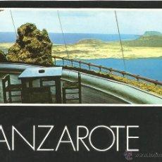 Postales: ** P200 - POSTAL - LANZAROTE - MIRADOR DEL RIO - SIN CIRCULAR. Lote 46415928