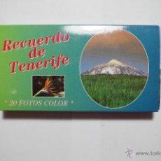 Postales: TENERIFE 20 FOTOS A COLOR EN ACORDEON. Lote 46796397