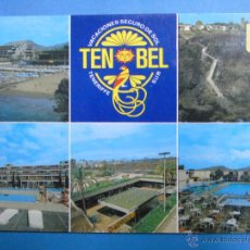 Postales: POSTAL DE TENERIFE. AÑO 1987. LAS GALLETAS, TEN BEL HOTEL PARK. 820. Lote 47062948