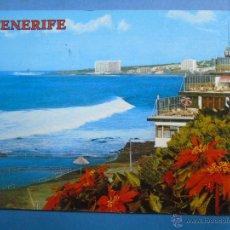 Postales: POSTAL DE TENERIFE. BAJAMAR. AÑO 1974. VISTA PARCIAL. 851. Lote 47063036