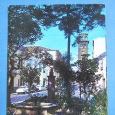 Postales: POSTAL DE TENERIFE. AÑO 1965. LA LAGUNA. TORRE DE LA CONCEPCIÓN. 877. Lote 47063077
