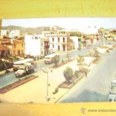Postales: LA LAGUNA ( TENERIFE ) PLAZA DE SAN CRISTOBAL. Lote 47087270