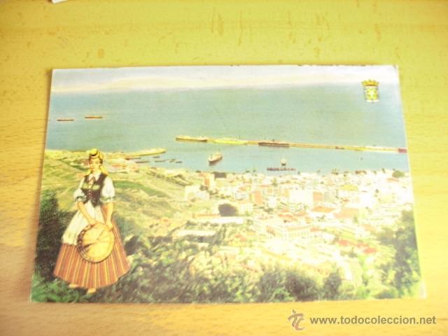 SANTA CRUZ DE TENERIFE --VISTA PARCIAL -- (Postales - España - Canarias Moderna (desde 1940))