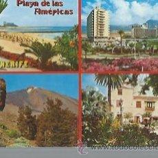 Postales: TARJETA POSTAL SANTA CRUZ DE TENERIFE, 107 CARANY ISLANDS GLOBAL TRADERS. Lote 47105584