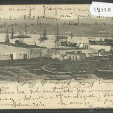 Postales: LAS PALMAS - PUERTO DE LA LUZ - ED· MARIA QUESADA - REVERSO SIN DIVIDIR (28728). Lote 47331104