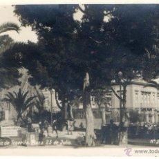 Postales: POSTAL ANTIGUA-SANTA CRUZ DE TENERIFE-PLAZA 25 JULIO - P.EXPRE -Nº 21. Lote 47552116