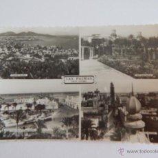 Postales: LAS PALMAS, GRAN CANARIA. Lote 47815217