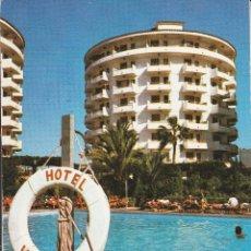 Postales: Nº 25690 POSTAL GRAN CANARIA , HOTEL WAIKIKI, PLAYA DEL INGLES. Lote 47823815