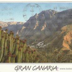 Postales: Nº 25700 POSTAL GRAN CANARIA, VALLE DE AGAETE. Lote 47823901