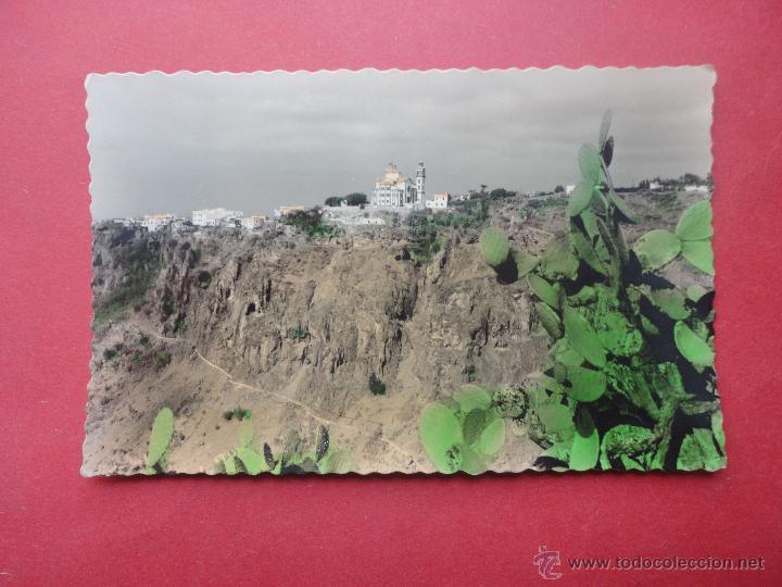 MOYA. GRAN CANARIA. 1957. ED. LUJO (Postales - España - Canarias Moderna (desde 1940))