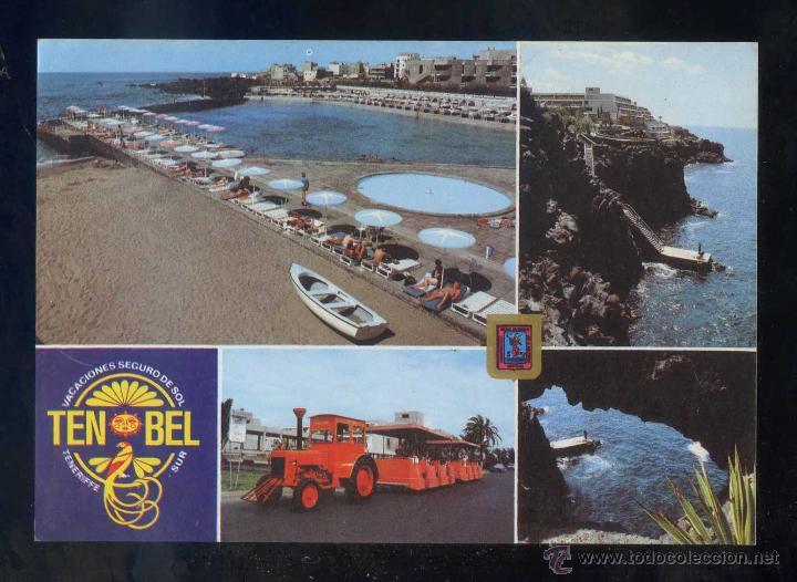 LAS GALLETAS *TEN-BEL HOTEL PARK* ED. FISA Nº 140. NUEVA. (Postales - España - Canarias Moderna (desde 1940))