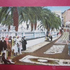 Postales: TENERIFE. OROTAVA. ALFOMBRAS DE FLORES NATURALES.. Lote 48352896