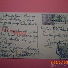 Postales: TENERIFE VALLE DE LA OROTAVA-VIA AEREA AL DORSO-CIRCULADA- FOTO BRENA. Lote 48373843