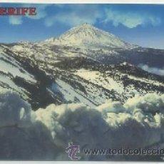 Postales: POSTAL TENERIFE. PUERTO DE LA CRUZ. EL TEIDE P-CAN-579. Lote 48882194
