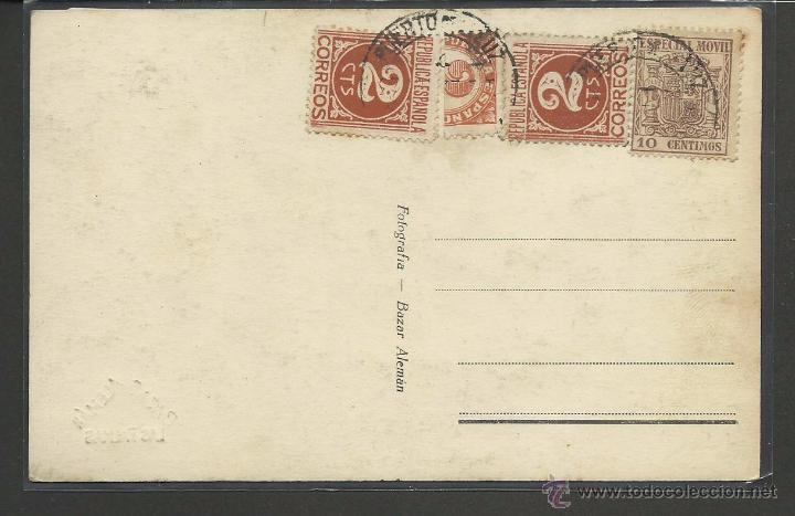Postales: LAS PALMAS - 118 - ARANDO - FOTOGRAFICA BAZAR ALEMAN - VER REVERSO - (32222) - Foto 2 - 49201506