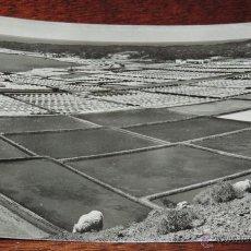 Postcards - FOTO POSTAL DE LANZAROTE, SALINAS DEL JANUBIO, FOTO GABRIEL FERNANDEZ, NO CIRCULADA, ESCRITA. - 49332571