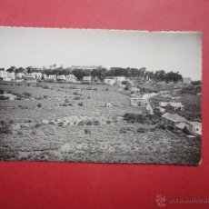 Postales: LAS PALMAS DE GRAN CANARIA. EL MONTE (TAFIRA ALTA). ED. LUJO. Lote 49684690