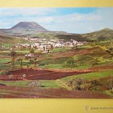 Postales: VALLE DE HARÍA. LANZAROTE. 1961. Lote 49751633