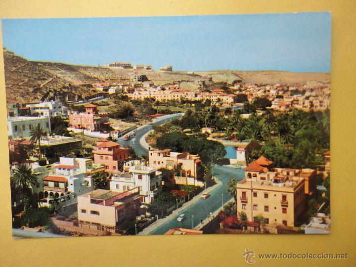 LAS PALMAS DE GRAN CANARIA. CIUDAD JARDÍN. ARRIBAS (Postales - España - Canarias Moderna (desde 1940))