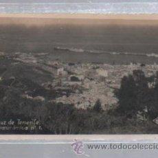 Postales: TARJETA POSTAL FOTOGRAFICA DE STA. CRUZ DE TENERIFE - VISTA PANORAMICA. Nº 1.. Lote 49825708