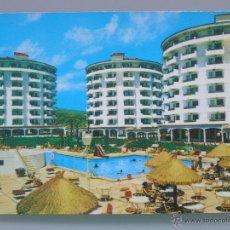 Postales: POSTAL DE GRAN CANARIA. AÑO 1974. PLAYA DEL INGLÉS, HOTEL WAIKIKI. 363. Lote 51002813