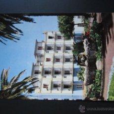 Postales: POSTAL TENERIFE. PUERTO DE LA CRUZ. HOTEL MONOPOL. Lote 51352647