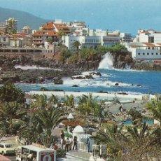 Postales: TENERIFE. PUERTO DE LA CRUZ, VISTA PARCIAL, 1978. . Lote 51397670