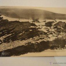 Postales: ANTIGUA FOTO POSTAL DE LANZAROTE LAGUNA DEL GOLFO. Lote 51457336
