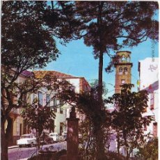 Postales: TENERIFE - LA LAGUNA - TORRE DE LA CONCEPCION - CIRCULADA. Lote 51525543