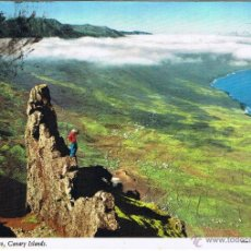 Postales: HIERRO - VALLE DEL GOLFO - JINAMA - CIRCULADA. Lote 51528000