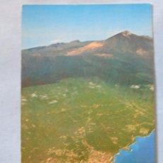 Postais: POSTAL DE TENERIFE. AÑOS 1966. PUERTO DE LA CRUZ, VISTA AEREA Y TEIDE. 138. Lote 51618880