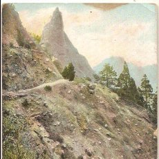 Postais: LA PALMA, CUMBRECITA, ANTIGUA TARJETA POSTAL 7877 - CIRCULADA 1909. Lote 51689866