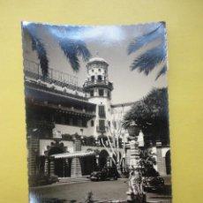 Postais: LAS PALMAS DE GRAN CANARIA. GRAN HOTEL SANTA CATALINA. LUJO ZARAGOZA. Lote 51767510