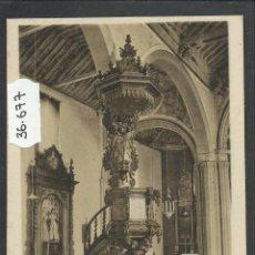 Postales: TENERIFE - LA LAGUNA - IGLESIA DE LA CONCEPCION - (36677). Lote 51960726