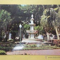 Postales: TENERIFE. PLAZA DEL ADELANTADO.. Lote 52690059