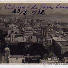 Postales: POSTAL FOTOGRÁFICA. LAS PALMAS DE GRAN CANARIA. CIRCULADA.. Lote 52786653