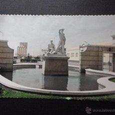 Postales: LAS PALMAS DE GRAN CANARIA. PUERTO DE LA LUZ. ENTRADA A LOS MUELLES.. Lote 52937086