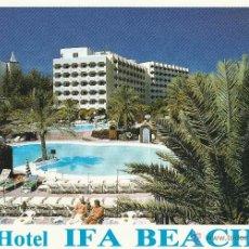 Postales: Nº 25841 POSTAL GRAN CANARIA HOTEL IFA BEACH. Lote 53227171