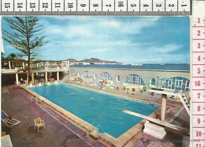 Piscinas en gran canaria cheap mur hotel neptuno gran canaria vista de la preciosa piscina y su - Piscina las palmas de gran canaria ...