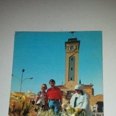 Postales: MERCADO NUESTRA SEÑORA DE AFRICA TENERIFE 1975. Lote 53841519