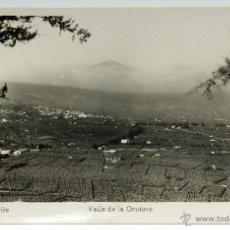 Postales: POSTAL TENERIFE VALLE DE LA OROTAVA ED ARRIBAS SIN CIRCULAR. Lote 54098947