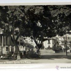 Postales: POSTAL TENERIFE SANTA CRUZ RAMBLA GENERAL FRANCO ED BAENA SIN CIRCULAR . Lote 54100068