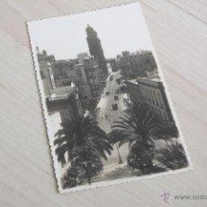 Postales: POSTAL DE LA CALLE OBISPO CODINA - LAS PALMAS. Lote 54244986