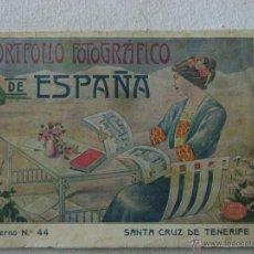 Postales: PORTFOLIO FOTOGRAFICO DE ESPAÑA.SANTA CRUZ DE TENERIFE.-440. Lote 54417886