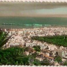 Postales: ANTIGUA POSTAL 12 SANTA CRUZ DE TENERIFE VISTA PARCIAL EDICIONES LUJO. Lote 54574684
